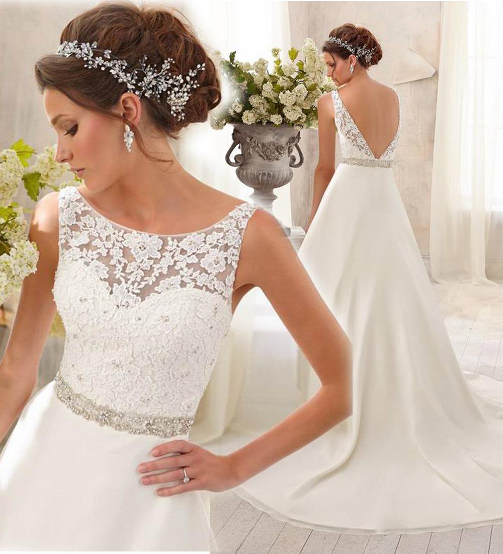 High Neck Bridal Gowns Beurteilungen - Online Einkaufen High Neck ...