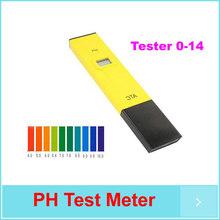 Buy FREE SHIPPING!! Digital LCD Pocket Pen PH Test Meter Measure Tester 0-14 Aquarium Pool Water Tester for $8.36 in AliExpress store