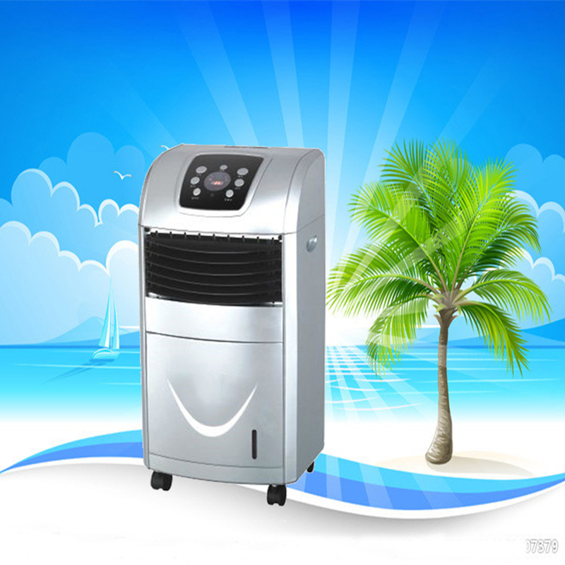 Water Air Coolers For Home : Electric portable evaporative air cooler with water spray