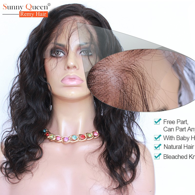 360 Lace Band Frontal Closure Brazilian Virgin Hair Rosa Queen Hair Products Brazilian Body Wave 360 Full Lace Frontal Closure