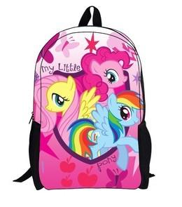 Little Girl Backpack School Images