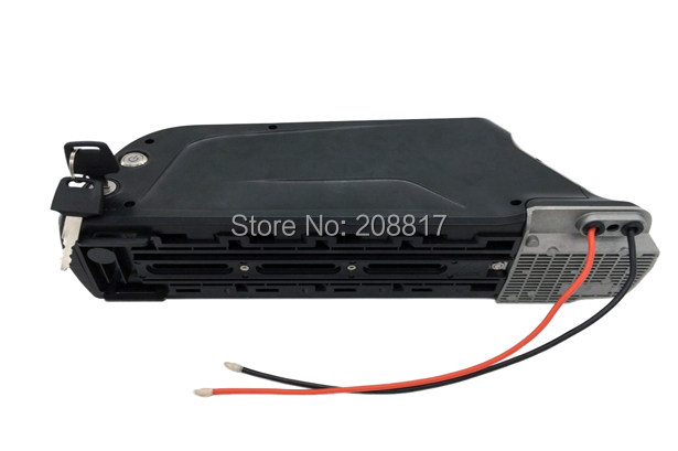 free shipping 36V 12Ah battery Electric bike scooter battery li-ion,aluminum case,charger(China (Mainland))