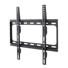 F012 FLEXIMOUNTS Heavy Duty perfil bajo fijo TV de montaje en pared para 26 28 29 32 42 47 49 50 55 TV tamaño w / burbuja de nivel(China (Mainland))