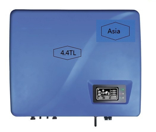 4400W solar inverter, MPPT inverter for on grid pv solar system, for Asia/Thailand/Malaysia etc(China (Mainland))