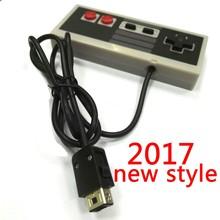 2017 novo controlador de 1.5 Metro Substituição Controlador Joystick Gaming Controller Gamepad Para NES NES Classic Edition Mini NES(China (Mainland))