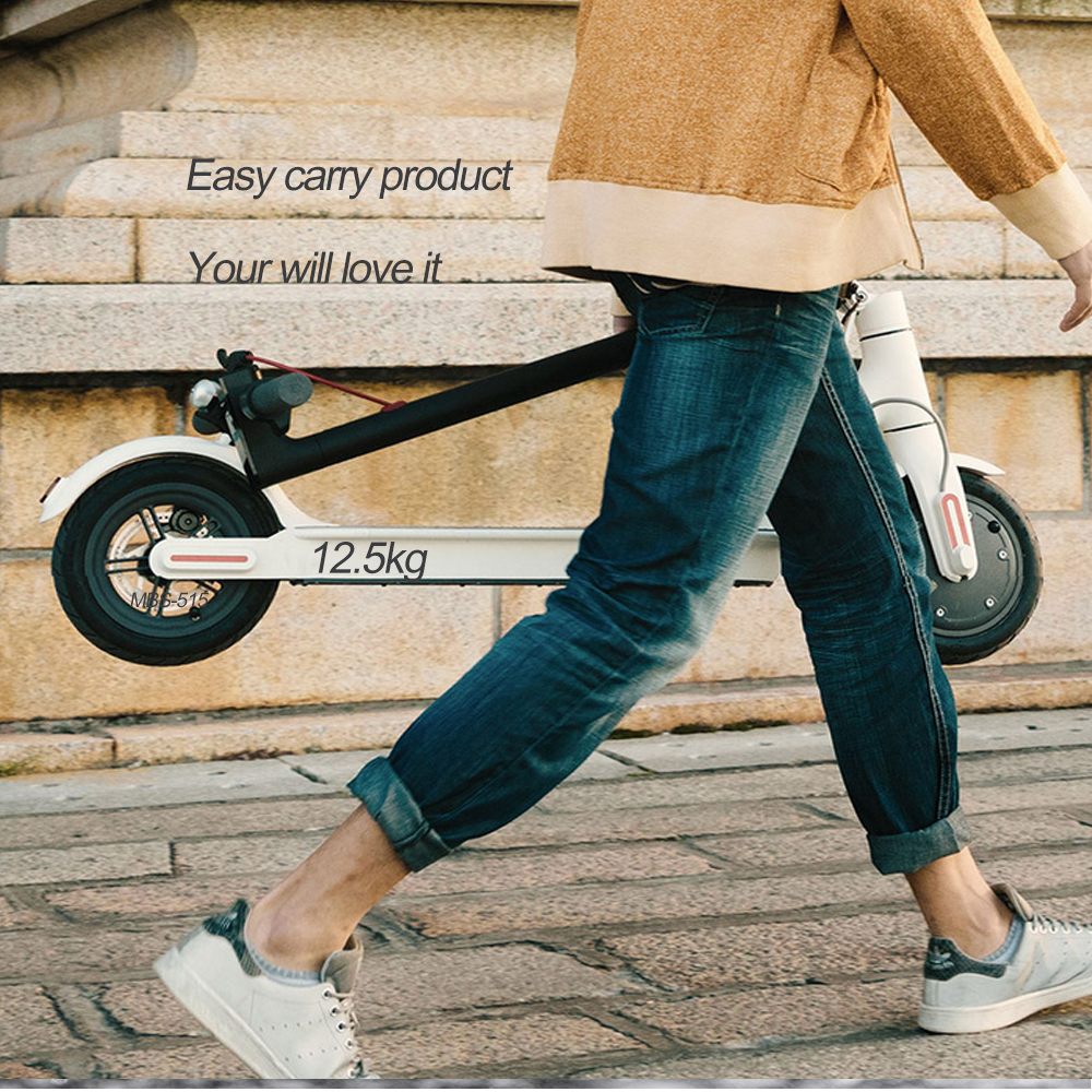XiaoMi M365 APP Self Balance Electric Hoverboard Mini Skateboard long board foldable lightweight Electric Scooter Mijia