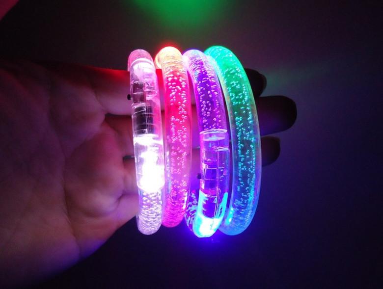 Светящийся браслет своими руками