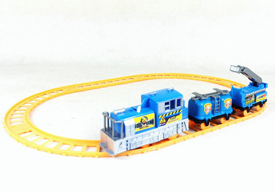 New Thomas Electric Train Track Risky Rail Bridge Drop Play Set Toy For Kids Children's Xmas gifts Free shipping(China (Mainland))