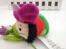 2016 New Authentic Tinker Bell Croc eating Captain Hook Mini Tsum Tsum(China (Mainland))