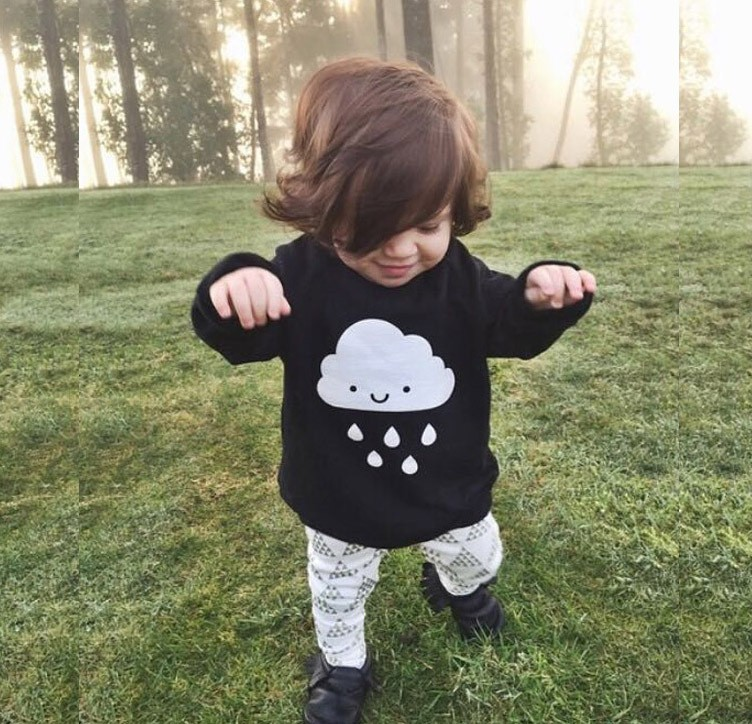 34e8c3fbf Children Choses 2017 Fashion Baby Boys Girls Knitted Sweaters ...