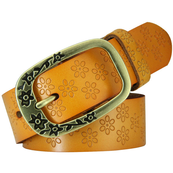 Genuine leather women belts fashion belts cintos cinturon vintage new arrival N79 exquisite design cowskin free shipping(China (Mainland))