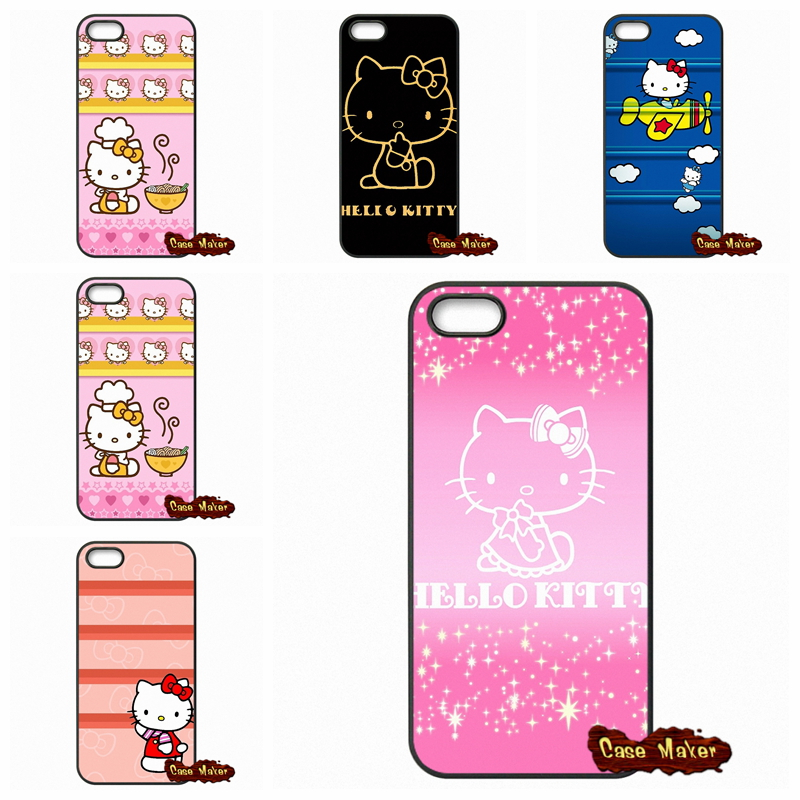 For HTC One X S M7 M8 Mini M9 A9 Plus Desire 816 820 Blackberry Z10 Q10 Painting Lovely Hello Kitty Phone Cases Covers(China (Mainland))
