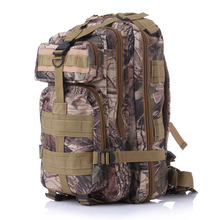 Outdoor Military Tactical Assault Backpack Molle System Life Saver Bug Out Bag Survival SWAT Police Carry