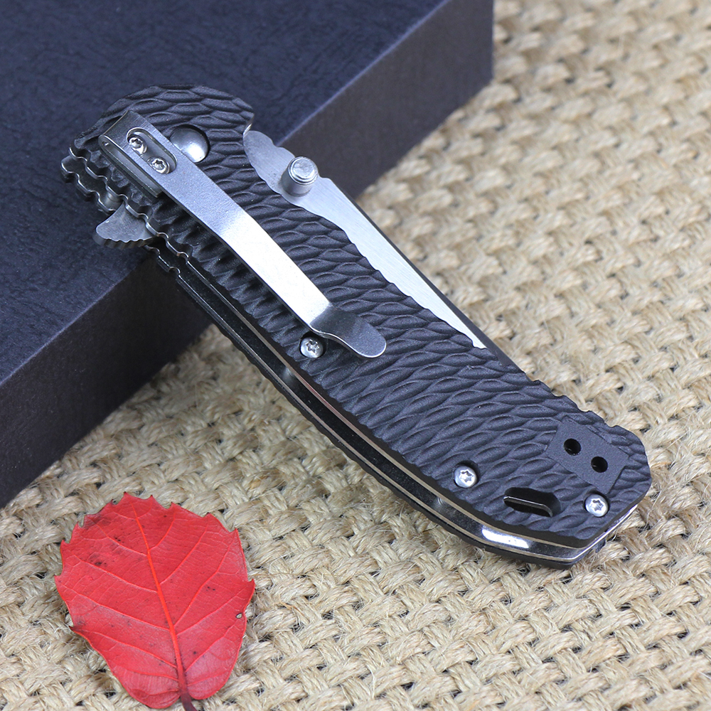 Pocket Folding Knife 5Cr13 Blade Utility Combat Hunting Camping EDC Tactical Survival Knives Outdoor Rescue Multifunction Tools