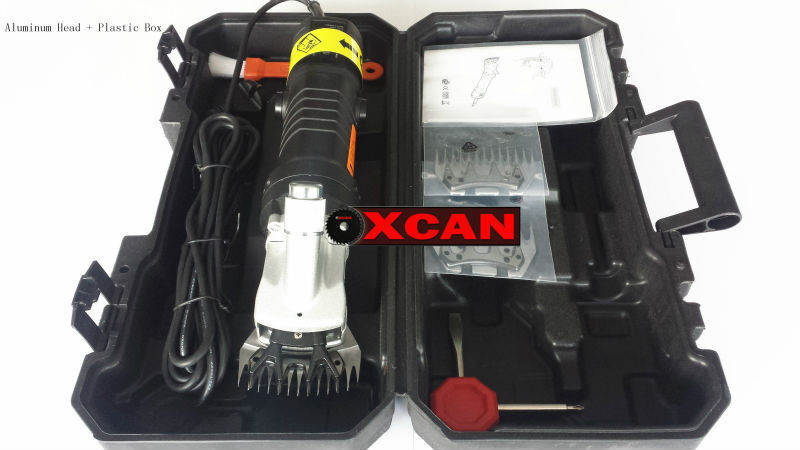 New 580W Electric Sheep / Goats Shearing Clipper Shears +straight tooth blade + comb(China (Mainland))