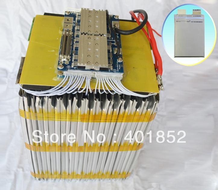 36V40AH A123-20AH 12S2P(1440Wh),A123-20AH Pack,lifepo4 36V40AH(A123 system) battery pack for electric Scooter free shipping(China (Mainland))