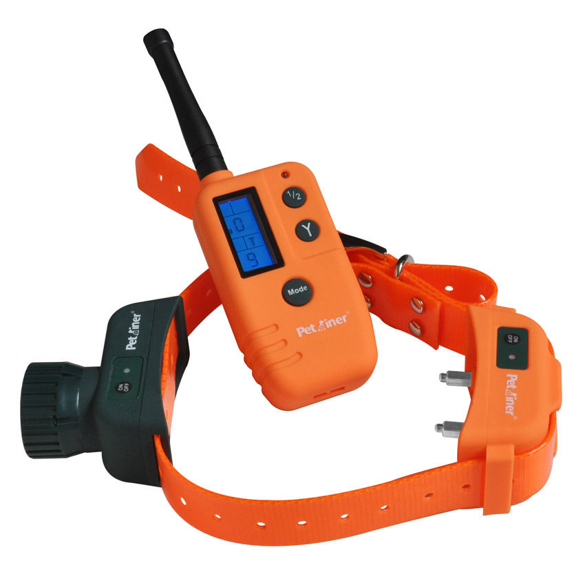 500m Hunter Beeper PET TRAINER - LCD Electric Remote Dog Training Collar For Dog(China (Mainland))