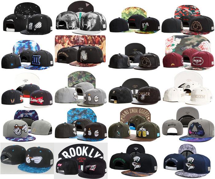 CAYLER&SONS Men baseball caps adjustable Snapback hats football sports hat cap for men women Hip-Hop cap(China (Mainland))