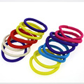 Solid Color Basic Elastic Hair Bands Fashion Hair Accessories for Women Hair Rope Rubber Band Ponytail