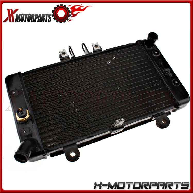 Motorcycle Aluminium Water Cooling Radiator Cooler For honda CB-1 1989-1992 90 91 Replacement New(China (Mainland))