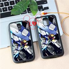 gundam 8 fashion cover case for samsung galaxy S3 S4 S5 S6 S7 NOTE 2 NOTE 3 NOTE 4 #A6164