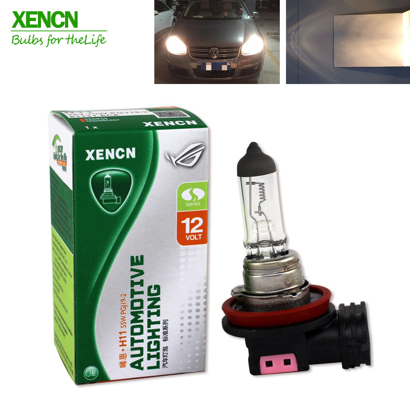2PCS New XENCN H11 24V 70W 3200K PGJ19-2 ECE Original Parts Lighting Truck Used Bulbs OEM Lamp Halogen Fog Lamp Reliable Quality(China (Mainland))