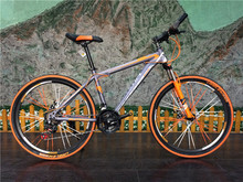 26-inch Factory direct sale of carbon steel  Mountain bike     wholesale(China (Mainland))