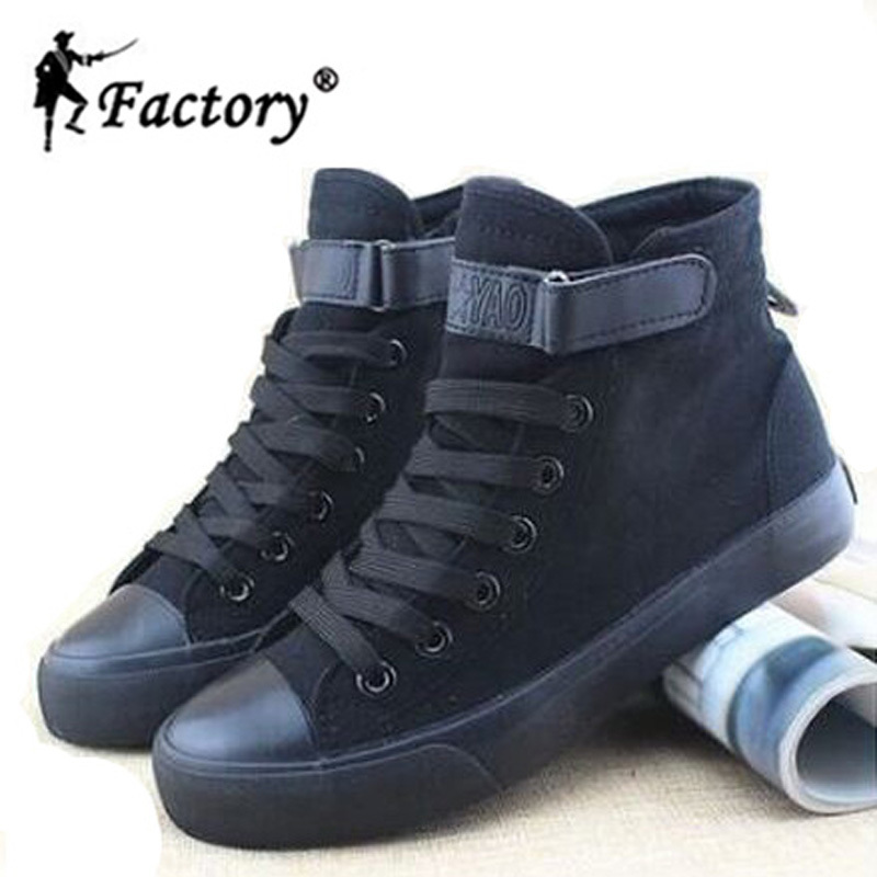 Spring Autumn British Style Women High Tops Canvas Boots Breathable Male Casual Lovers Shoes Unisex Flat Ankle Boot Shoes(China (Mainland))