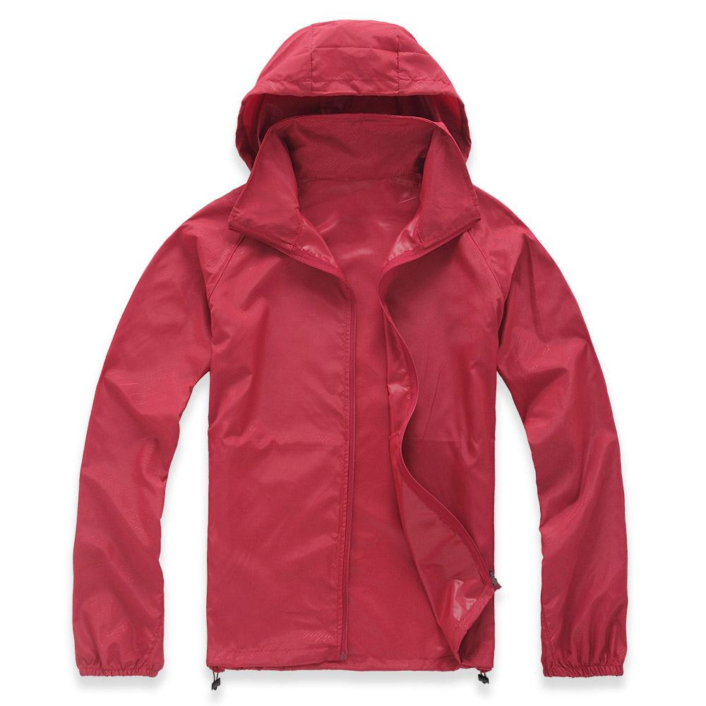 Ultralight Outdoor Windproof UVproof Coat  Women/Men