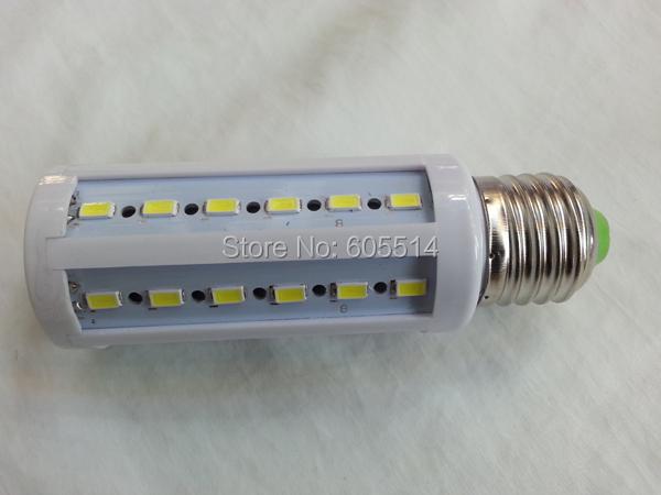 [Seven Neon]Free DHL shipping 100pcs 220V 8W 42leds 5730 SMD LED Corn Bulb Light ,E27/ B22/E14 LED corn bulb(China (Mainland))