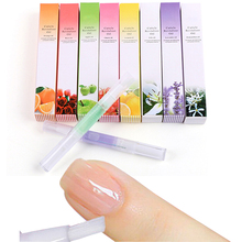 Hot Sale Cuticle Revitalizer Oil Nail Skin Defender Treatment Nutritious Polish Nail Art Pen Manicure Tools Polish Nails Repair(China (Mainland))