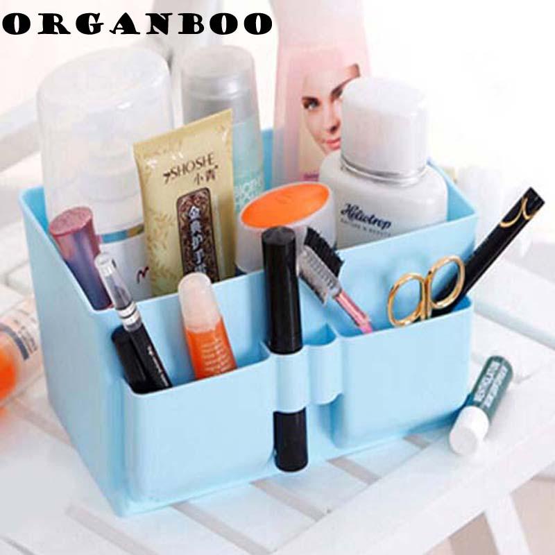 Contenants de rangement en plastique tiroirs promotion - Boite maquillage acrylique ...
