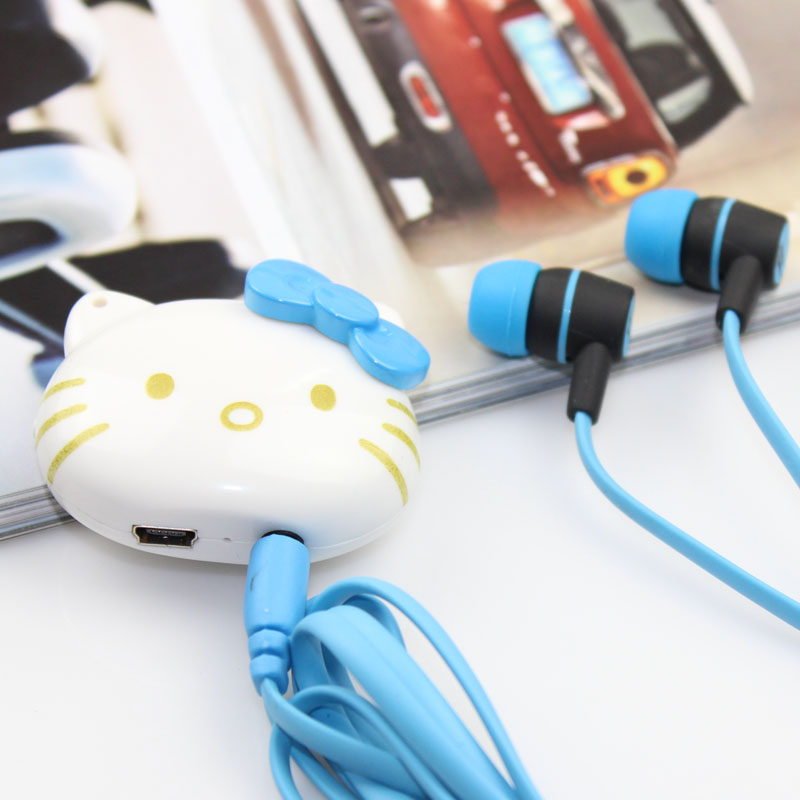 New Style Cat Mini Mp3 Music Player Sport With TF-Card Slot Support Up To 8GB (no include memory card)(China (Mainland))