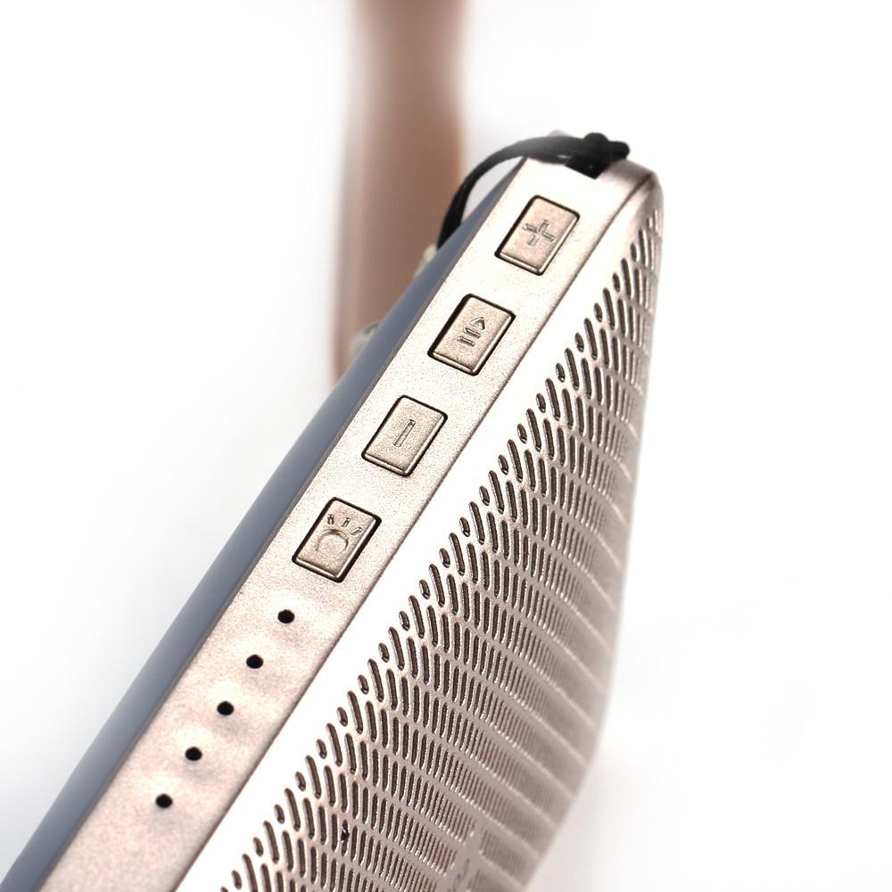 ถูก ร้อนโหมดส่วนตัวTG02บลูทูธลำโพงSound Barด้วยบัตรTFวิทยุFMไฟฉายแบบพกพาลำโพงขนาดเล็กที่มีธนาคารอำนาจมือถือ