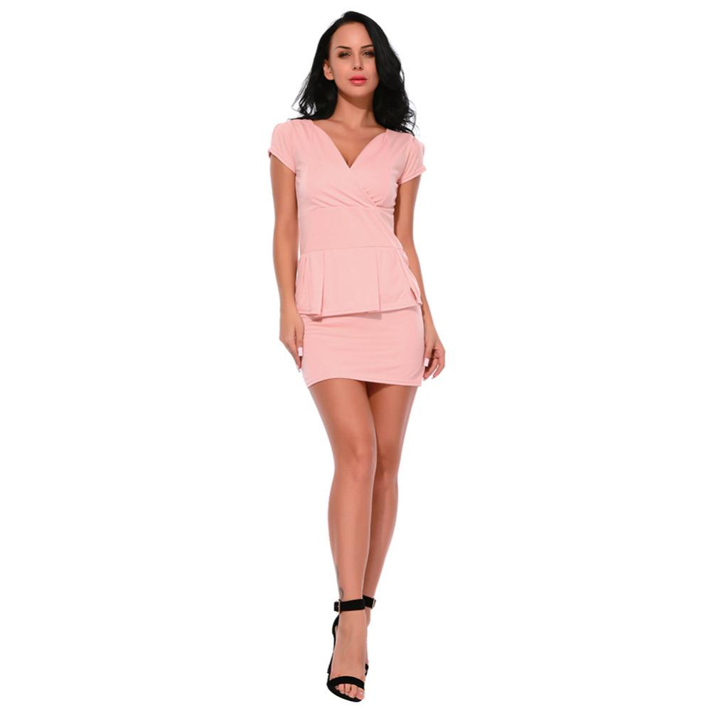 Popular Pink Empire Waist Dress-Buy Cheap Pink Empire Waist Dress ...