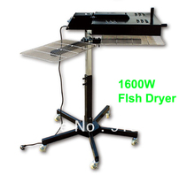 FAST Free shipping 1600W flash dryer for silk screen printing equipment machine cure ink t-shirt printer
