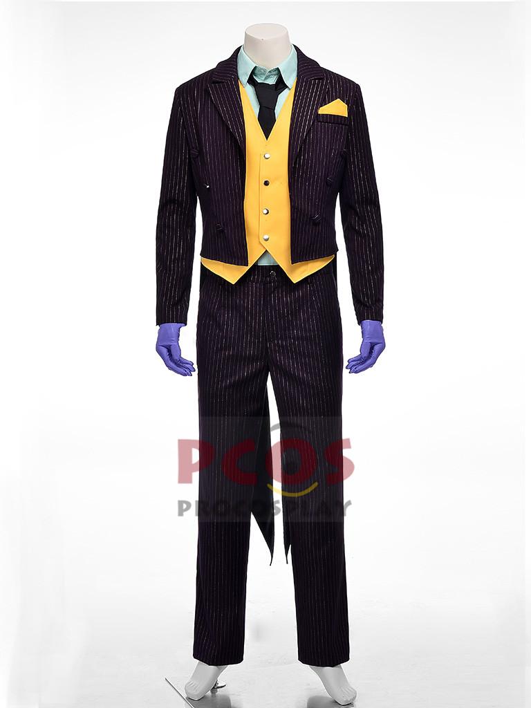 Batman: Arkham Asylum Joker Suit Cosplay Costume Custom mp002961 Одежда и ак�е��уары<br><br><br>Aliexpress