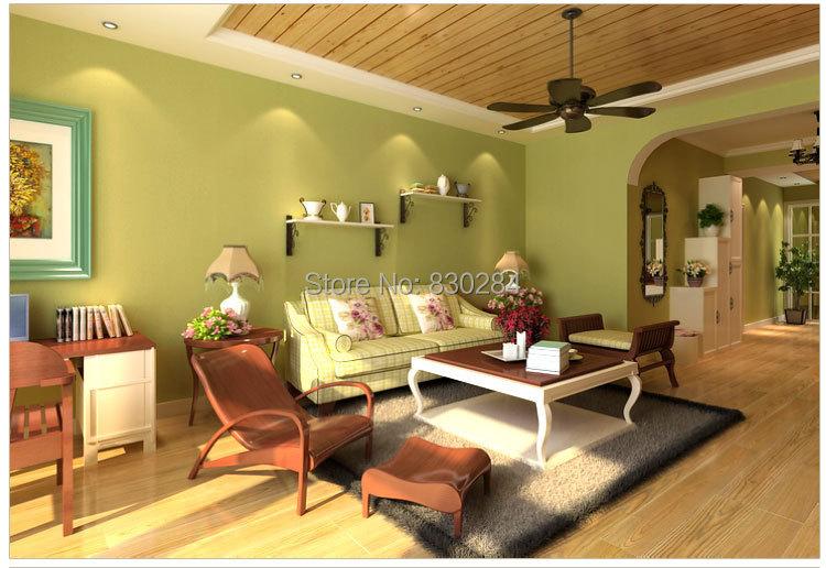 Wallpaper verde moderno imagui for Wallpaper designs for living room green