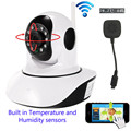 HD 720P Wifi IP Camera P T Night Vision Infrared Two Way Audio SD Card Slot