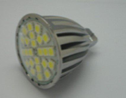 Здесь можно купить  MR16 SMD LED spotlight,24pcs 5050 SMD LED,5W  Свет и освещение