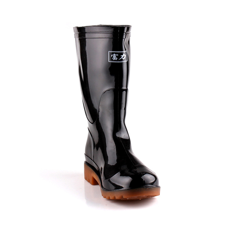 39 44 series size mid calf boots for fishing non slip for Rubber fishing boots