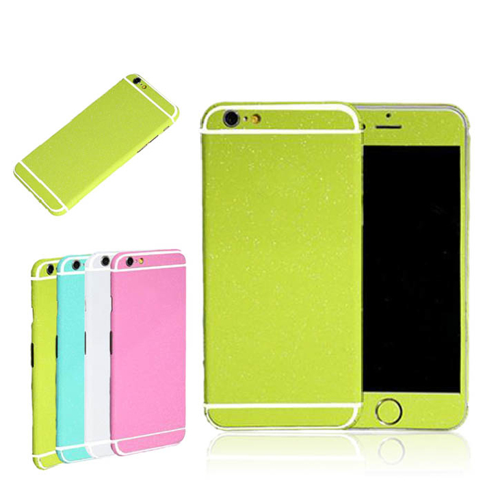 "Fantastic Hot Full Body Cover Film Decal Sticker Guard For Apple iphone 6 4.7"",Free shipping(China (Mainland))"
