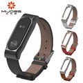 Mi band 2 Bead Strap with Black Metal Frame for Xiaomi miband 2 Smartband Wrist Bracelet Durable Accessories Elastic Adjustable