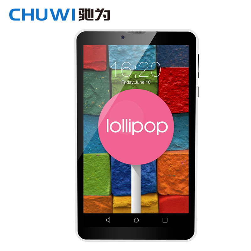 Original CHUWI Vi7 3G Smart Phone Android Tablet PC 7 inch Tablet PC Android 5 1