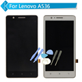 For Lenovo A536 LCD Display Touch Screen Digitizer with Frame Tools