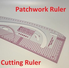 Multifunctional cutting ruler chiban sample grading ruler 3245 cutting ruler chiban