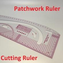 Multifunctional cutting ruler chiban sample grading ruler 3245 cutting ruler chiban