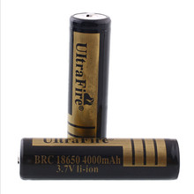2pcs New arrival 3.7V 4000mAh 18650 protected rechargeable li-ion lithium battery Hot Hot New Arrival