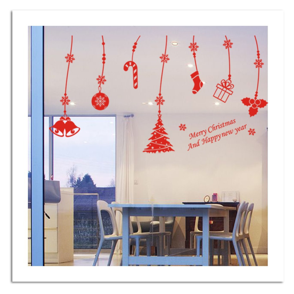 Buy merry christmas x 39 mas decorations for Christmas home window decorations