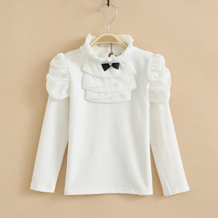 2015 Autumn New Style Fashion Baby Girl Clothes White